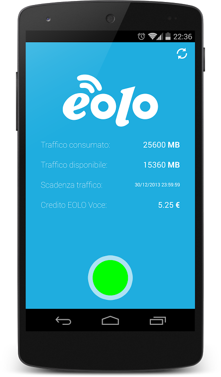 EOLO App Android