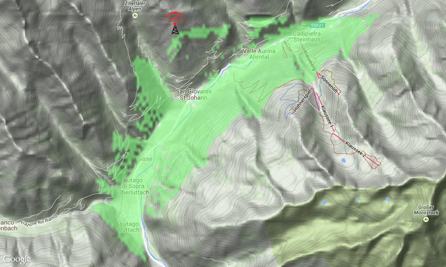 Klausberg im Ahrntal